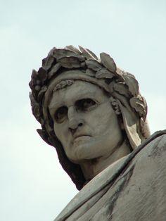 Portraits of Dante Alighieri in Florence Dante Alighieri, Inferno Dan Brown, Rennaissance Art, Giorgio Vasari, Dantes Inferno, Bronze, Italian Artist, Florence Italy, Ancient Art