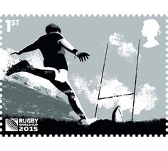 Win Rugby World Cup 2015 Collectible Stamps!