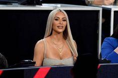 Nach dem Raubüberfall im Herbst 2016, zeigt sich Kim Kardashiannur noch mit dezentemSchmuck