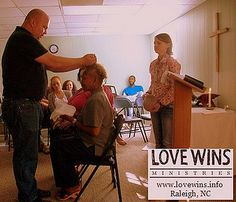 Baptisms by Love Wins Ministries, via Flickr