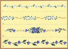 step-by-step Folk ART Flowers - Oksana Volkova - Picasa Web Albums