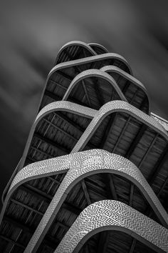 """The Stack"" by Raymond van der Hoogt, via 500px."