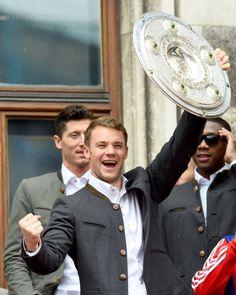 Manuel Neuer / Fc Bayern München