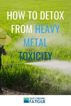 The effects of heavy metals on health can be cause many health issues including contributing to chronic fatigue syndrome. Find out how to detox heavy metals here. Chronic Tiredness, Chronic Fatigue Syndrome Diet, Chronic Fatigue Symptoms, Adrenal Fatigue, Chronic Fatigue Treatment, Heavy Metal Detox, Feel Tired, Health And Wellbeing, Gut Health