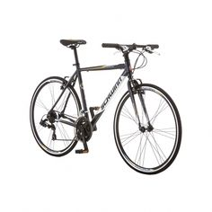 a38454b6ca2 Men's Schwinn Volare 1200 700c Road Flat Bar Bike, Grey #roadbikemen