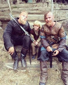 Vikings, S3 I believe.