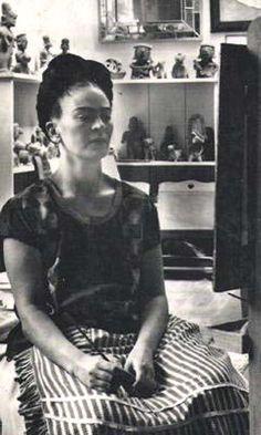 Frida Kahlo peintre mexicaine
