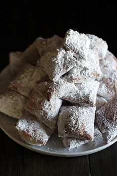How to make perfect New Orleans beignets! Easy recipe!
