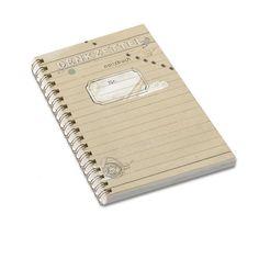Weiteres - Denkzettel für Listenfreaks, Notizbuch A6 - ein Designerstück von Eine-der-Guten-Illustration bei DaWanda