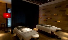 Spa Treatment Suite | The Spa | The Chedi Andermatt | Luxury Hotels Switzerland | GHM hotels