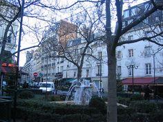 Place de la Contrescarpe - Paris 5e(cw12-5)