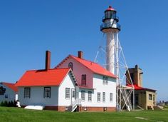 We did a day trip from the Soo to Whitefish Point to visit the Great Lakes Shipwreck Museum . We chose to take the scenic route to the museu. Whitefish Point, Whitefish Bay, Shipwreck Museum, Great Lakes Shipwrecks, Point Light, Old Lights, Upper Peninsula, Lake Superior, Cn Tower