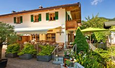 Restaurant Webers in Rottach