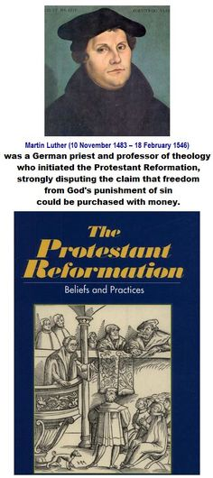 Martin Luther - Reformer of the church