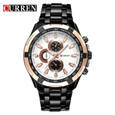 84c362c9fc7 HOT Sell CURREN Men Watches Top Brand