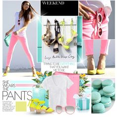 She Wears the Pants, created by mfeliciano on Polyvore