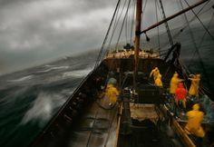 Harry Gruyaert Iceland Sea, 1970