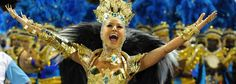 Carnival In Brazil.. The World's Wildest Street Party