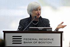 Janet Yellen reafirma expectativa de alta dos juros nos EUA ainda em 2016 - http://po.st/St6AAZ  #Economia -