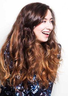 The Style: Loose, Bouncy Curls http://www.womenshealthmag.com/beauty/overnight-hair-tips/slide/6