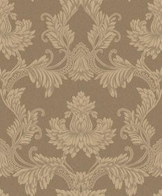 Clara Pluma Rose Gold wallpaper by Albany