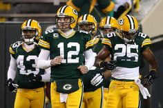 Green Bay Packers #12 <3