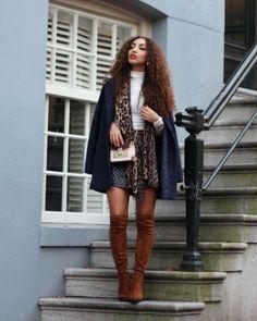 Bomb Blogger: Larissa Bruin of From Hats to Heels