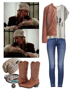 """Beth Greene - twd / the walking dead"" by shadyannon ❤ liked on Polyvore featuring moda, STELLA McCARTNEY, MANGO e Ariat"