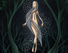 """Check out new work on my @Behance portfolio: """"Light in the forest"""" http://be.net/gallery/31815451/Light-in-the-forest"""
