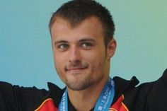 German diver Sascha Klein