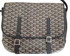 Goyard:  Messenger Bag