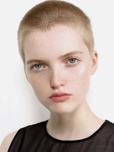 15 un buen estilo de pelo muy corto // #buen #corto #estilo #pelo