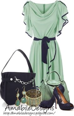 """""""Spring Work Wear"""" by amabiledesigns on Polyvore"""