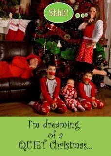 15 funny christmas cards you ll wish your family thought of first