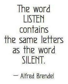 Listen / Silent