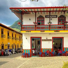 Great Places, Beautiful Places, Colombia Travel, Urban Architecture, South America, Poland, 1, Around The Worlds, Culture
