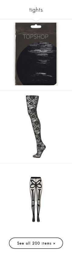 """""""tights"""" by hannahsmithy2240 ❤ liked on Polyvore featuring intimates, hosiery, tights, socks, accessories, fillers, nylon pantyhose, nylon tights, nylon stockings and opaque stockings"""