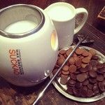 Do-it-yourself Hot Chocolate – captured by @kvn_stja