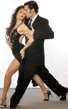 Nothing says passion like the Tango!