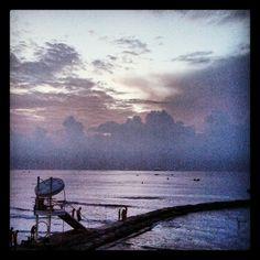 Triathlon sunrise