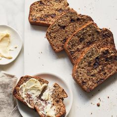 Banana Oatmeal Bread - MyRecipes