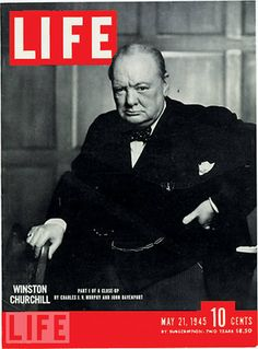 """I have nothing to offer but blood, toil, tears and sweat.""  Winston Churchill"