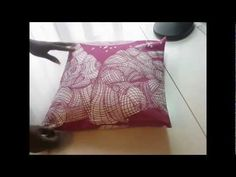 The World's Easiest Cushion Cover!