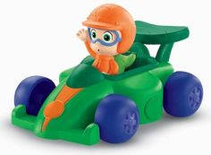 Amazon.com: Fisher-Price Nickelodeon Bubble Guppies: Nonny & Green Streak: Toys & Games