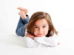 Sesión de Estudio de una niña de 6 años. ©FotoBB Reportajes