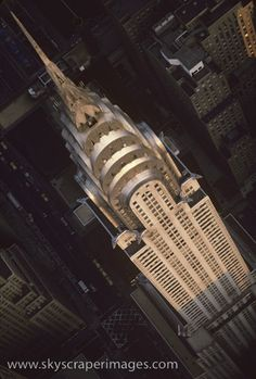 One of my favorite New York Buildings: The Chrysler