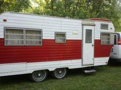 Retro Campers, Rv Campers, Vintage Campers, Camper Renovation, Vintage  Fans, House 85f71abf74f5