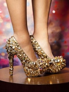 these shoes are to die for! look at all the details and embellishment