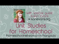 Unit Studies for Homeschool: iHomeschool Hangout & Podcast | iHomeschool Network