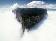 Monte Roraira Venezuela